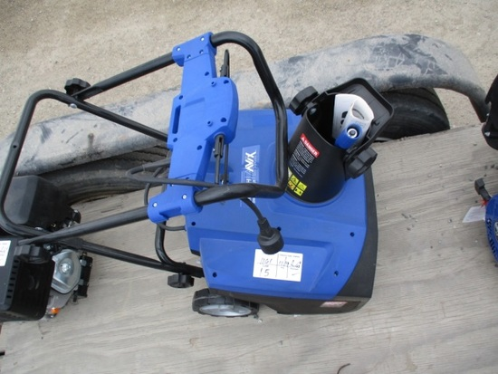 "Avix 20"" Electric Snow Blower"