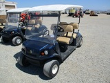Cushman Golf Cart,