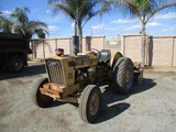 Ford 260-345 Utility Tractor,