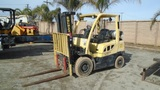 2008 Hyster H50FT Warehouse Forklift,