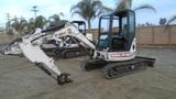 2007 Bobcat 430 Mini-Hydraulic Excavator,