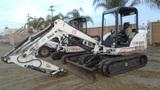 2000 Bobcat 337 Mini-Hydraulic Excavator,