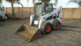 2018 Bobcat S740 Skid Steer Loader,