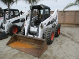 2014 Bobcat S850 Skid Steer Loader,