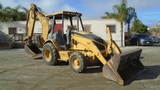2003 Caterpillar 430D Loader Backhoe,