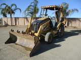 2003 Caterpillar 416D Loader Backhoe,