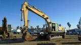 Caterpillar 235BH Hydraulic Excavator,