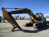 Yutani 240BLC Hydraulic Excavator,