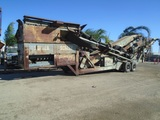 Power Screen Chieftain Screening Plant,