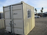 Unused 9' Portable Office Container