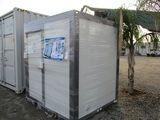 Unused Bastone 8' x 6' Mobile Bathroom Unit,