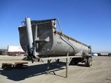 Reliance T/A End Dump Trailer,