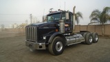 Kenworth T800B T/A Heavy Haul Truck Tractor,