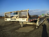 Trail King TK70HT-482 T/A Equipment Trailer,