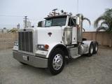 2001 Peterbilt 379 T/A Truck Tractor,