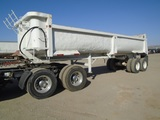 Cherokee T/A End Dump Trailer,
