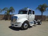 2011 International 8600 S/A Truck Tractor,
