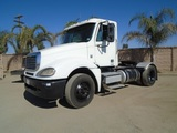 2009 Freightliner Columbia S/A Truck Tractor,