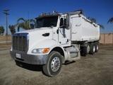 2012 Peterbilt 348 Super-10 Dump Truck,