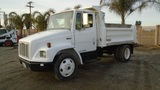 2001 Freightliner FL70 S/A Dump Truck,