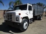 International S1800 S/A Debris Dump Truck,