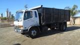 2004 Mitsubishi Fuso FM-MR S/A Debris Dump Truck,
