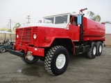 AM General T/A Water Truck,