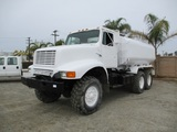 International 1724 T/A Water Truck,