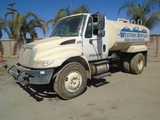 2011 International 4300 S/A Water Truck,