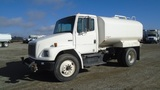 2001 Freightliner FL80 S/A Water Truck,