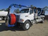 2006 Sterling LT7500 T/A Vacuum Truck,
