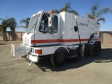 2007 Johnston 4000 S/A Sweeper Truck,