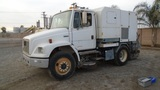 2001 Freightliner FL70 S/A Sweeper Truck,