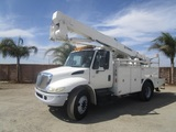 2003 International 4300 S/A Bucket Truck,
