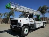 GMC Topkick S/A Ladder Truck,