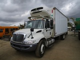 2013 International Durastar S/A Reefer Truck,