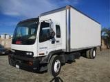 2002 GMC T6500 COE S/A Box Truck,