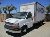2003 Chevrolet 3500 Express Box Van,