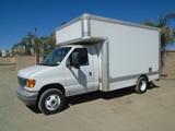 2006 Ford Econoline Box Truck,