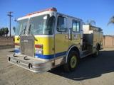 FMC Spartan S/A Fire Truck,