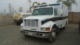 2001 International 4700 S/A  Ambulance,