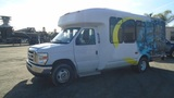 2013 Ford E450 Passenger Bus,