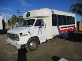 Chevrolet 30HD Passenger Bus,