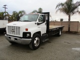 2003 Chevrolet C6500 S/A Flatbed Truck,