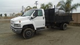 2006 GMC C4500 S/A Utility Truck,