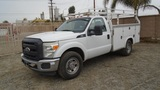 2011 Ford F350 Utility Truck,