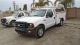 2006 Ford F250 Utility Truck,
