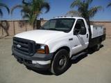 2006 Ford F350 XL Utility Truck,