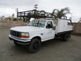 Ford F450 Utility Truck,
