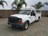 Ford F250 SD Utility Truck,